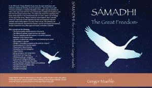 Finally available: Samadhi The Great Freedom