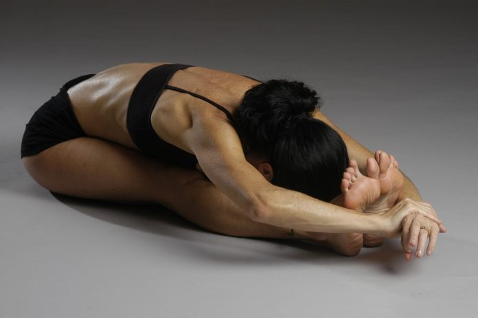 Forward Bending/ Pashimottanasana