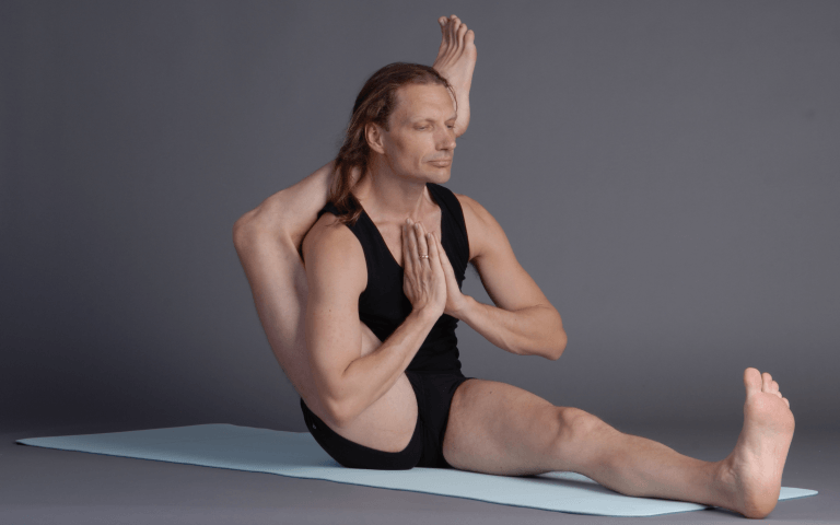 Safely Executing Leg-Behind-Head Postures for the Long-Term.